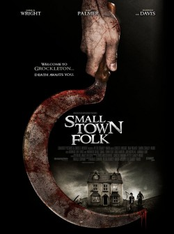 Movie poster SMALL TOWN FOLK