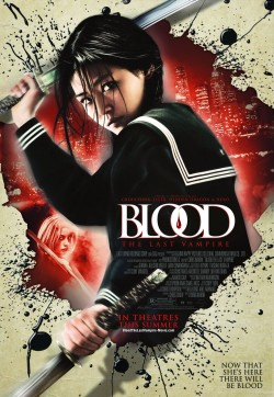 Movie poster BLOOD: THE LAST VAMPIRE