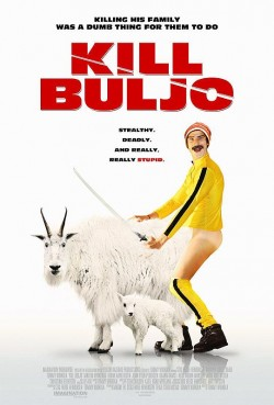 Movie poster KILL BULJO