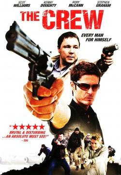 Movie poster CREW