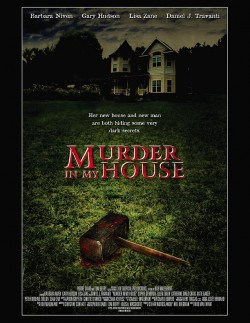 Movie poster MURDER IN MY HOUSE