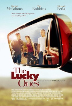 Movie poster LUCKY ONES