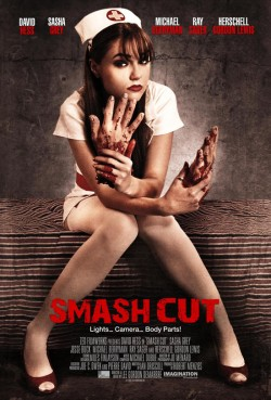 Movie poster SMASH CUT