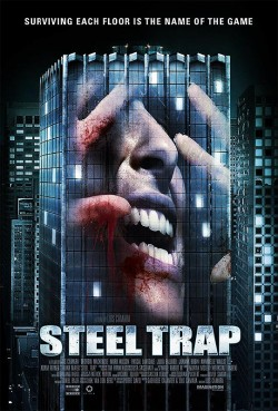 Movie poster STEEL TRAP