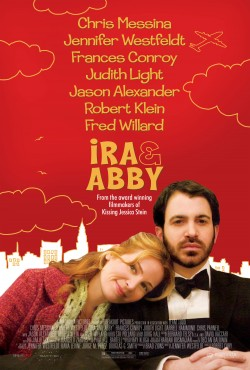 Movie poster IRA & ABBY