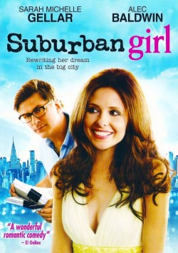 Movie poster SUBURBAN GIRL