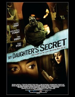 Movie poster MY DAUGHTER'S SECRET