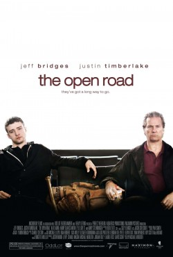 Movie poster OPEN ROAD