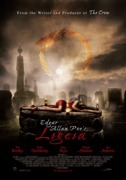 Movie poster LIGEIA