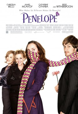 Movie poster PENELOPE