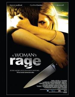 Movie poster WOMAN'S RAGE