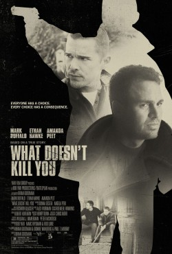 Movie poster WHAT DOESN'T KILL YOU