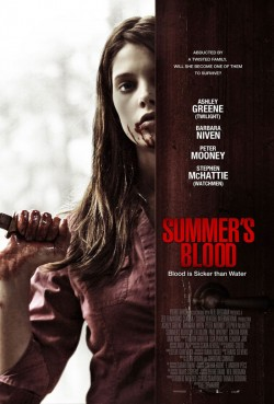 Movie poster SUMMER'S BLOOD