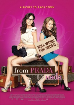 Movie poster FROM PRADA TO NADA