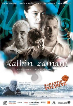 Movie poster MYSTERIOUS HEARTS (Kalbin Zamani)