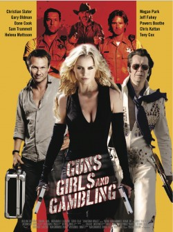 Movie poster GUNS, GIRLS & GAMBLING