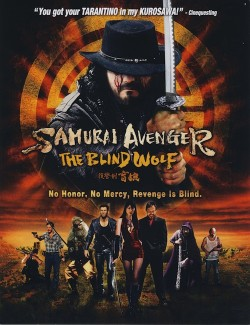 Movie poster SAMURAI AVENGER