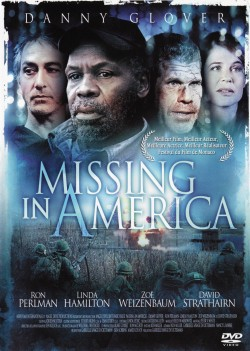 Movie poster MISSING IN AMERICA