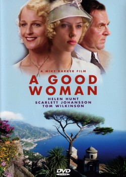 Movie poster GOOD WOMAN