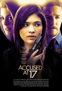 Movie poster ACCUSED AT 17