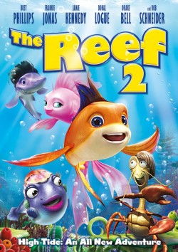 Movie poster REEF 2: High Tide in 3D
