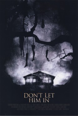 Movie poster DON'T LET HIM IN