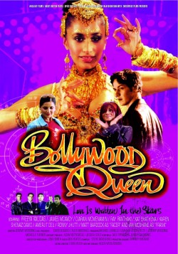 Movie poster BOLLYWOOD QUEEN