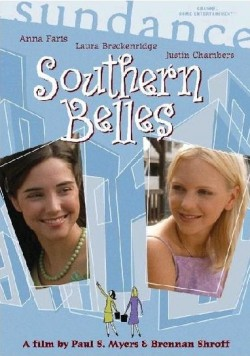 Movie poster SOUTHERN BELLES