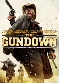 Movie poster GUNDOWN