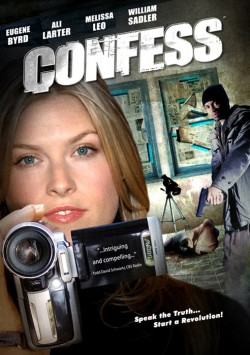 Movie poster CONFESS