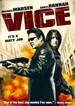 Movie poster VICE