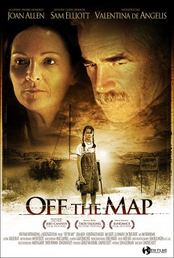 Movie poster OFF THE MAP