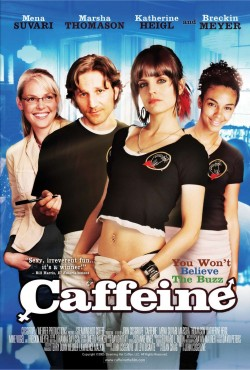 Movie poster CAFFEINE