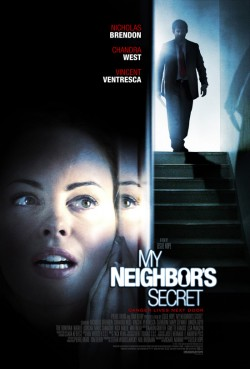Movie poster MY NEIGHBOR'S SECRET