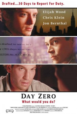 Movie poster DAY ZERO