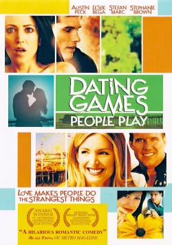 Movie poster DATING GAMES PEOPLE PLAY