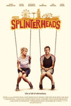 Movie poster SPLINTERHEADS