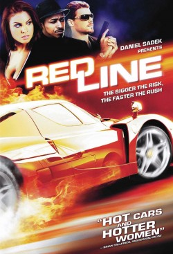 Movie poster REDLINE