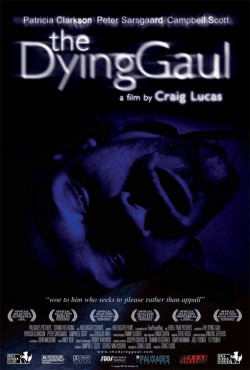 Movie poster DYING GAUL