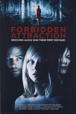 Movie poster FORBIDDEN ATTRACTION