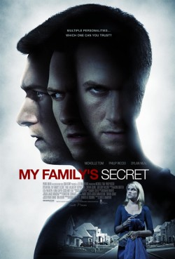 Movie poster MY FAMILY'S SECRET