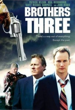 Movie poster BROTHERS THREE