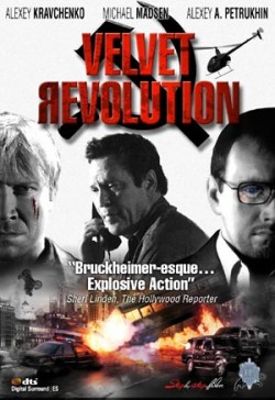 Movie poster VELVET REVOLUTION