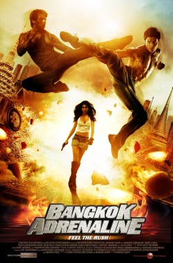 Movie poster BANGKOK ADRENALINE