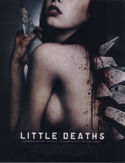 Movie poster LITTLE DEATHS