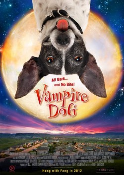 Movie poster VAMPIRE DOG