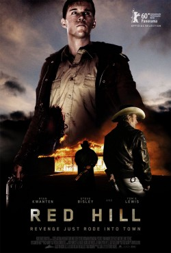 Movie poster RED HILL
