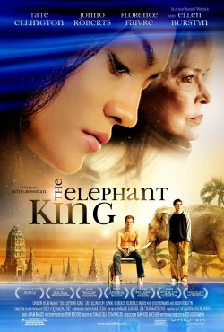 Movie poster ELEPHANT KING