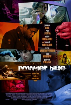 Movie poster POWDER BLUE