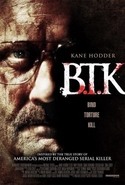 Movie poster B.T.K